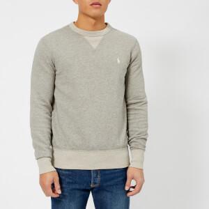 Polo Ralph Lauren Men's Crew Neck Loopback Sweatshirt - Andover Heather