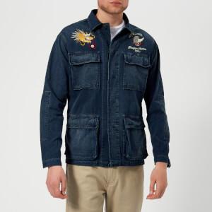 Polo Ralph Lauren Men's Airborne Overshirt - Indigo