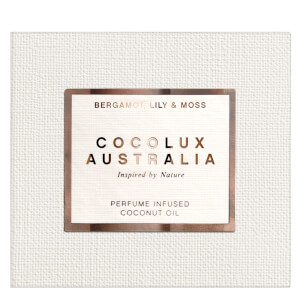 Cocolux Australia Bergamot, Lily and Moss Sol Copper Candle 225g