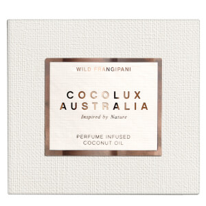 Cocolux Australia Wild Frangipani Sol Copper Candle 225g