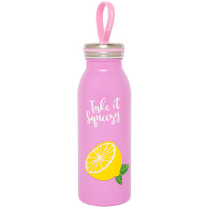 Sunnylife 'Take it Squeezy' Lemon Flask