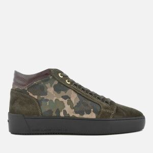 Android Homme Men's Propulsion Mid Camouflage Trainers - Camo