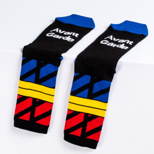 Sako7 Mondrain V4 Socks - Black