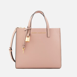 Marc Jacobs Women's Mini Grind Tote Bag - Rose