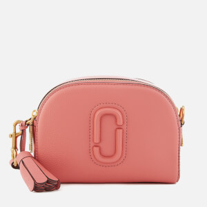 Marc Jacobs Women's Shutter Cross Body Bag - Coral