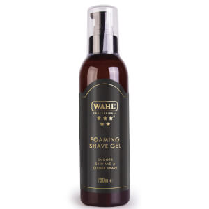 Wahl Foaming Shave Gel 200ml