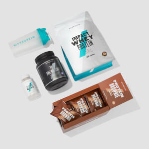 Myprotein x Bodyfight Bundle