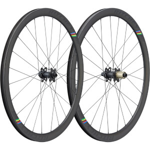 Ritchey WCS Apex 36mm Carbon Tubular Disc Wheelset
