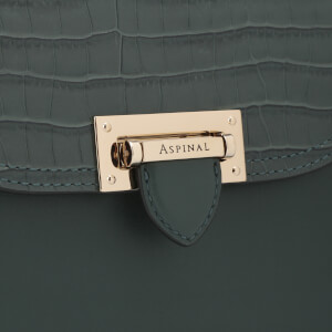 Aspinal of London Women's Portobello Bag - Sage: Image 4