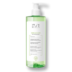SVR Sebiaclear Gentle Foaming Gel - 400ml