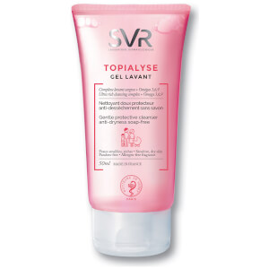 SVR Laboratoires TOPIALYSE Gel Lavant Body Wash 50ml