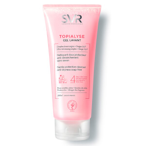 Gel de ducha TOPIALYSE Gel Lavant de SVR Laboratoires (200 ml)