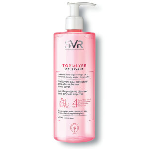 SVR Topialyse All-Over Gentle Wash-Off Cleanser -  400ml