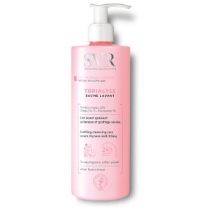 SVR Topialyse All-Over Ultra-Rich, Gentle Wash-Off Cleanser-  400ml
