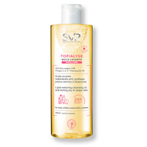 SVR Topialyse Emulsifying Wash-Off Micellar Cleansing Oil - 400 ml