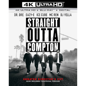 Straight Outta Compton - 4K Ultra HD