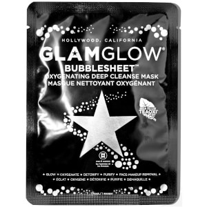 GLAMGLOW Bubble Sheet Mask (én maske)