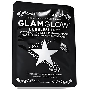 GLAMGLOW Bubble Sheet Mask (1 Maske)
