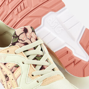 Asics Lifestyle Kids' Gel-Lyte Ps Trainers - Birch/Amberlight: Image 4