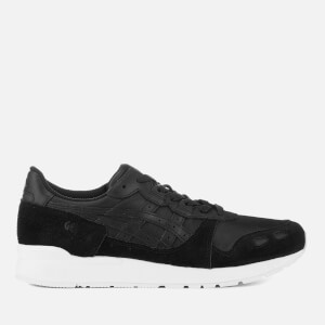 Asics Lifestyle Men's Gel-Lyte Leather Trainers - Black
