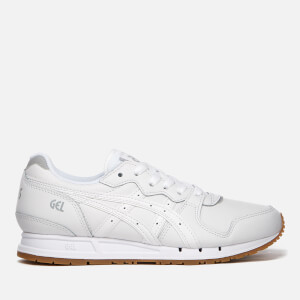 Asics Lifestyle Women's Gel-Movimentum Leather Trainers - White