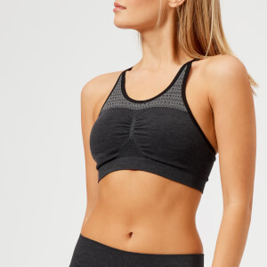 Asics Running Women's Seamless Bra - Performance Black