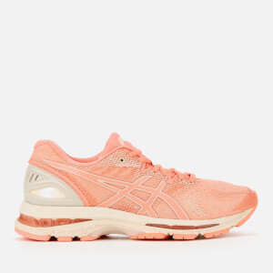 Asics Running Women's Gel-Nimbus 20 - Sakura Trainers - Cherry/Coffee/Blossom