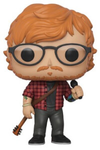 Figurine Pop! Rocks - Ed Sheeran