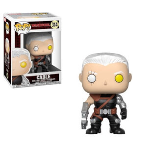 Marvel Deadpool Parody Cable Pop! Vinyl Figur