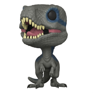 Jurassic World 2 Blue (New Pose) Funko Pop! Vinyl