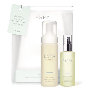 ESPA Skincare Balancing Duo (Worth $93)