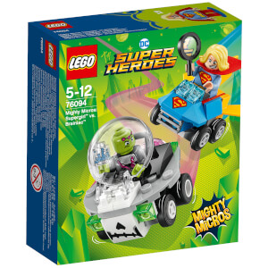 LEGO Mighty Micros : Supergirl™ contre Brainiac™ (76094)