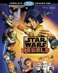 Star Wars Rebels: Complete Season 1