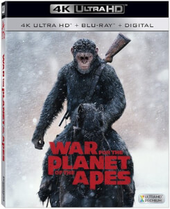 War For The Planet Of The Apes - 4K Ultra HD
