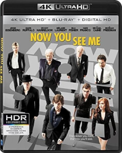 Now You See Me - 4K Ultra HD