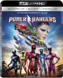 Saban's Power Rangers - 4K Ultra HD