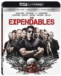 Expendables - 4K Ultra HD