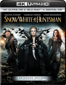 Snow White & The Huntsman - 4K Ultra HD