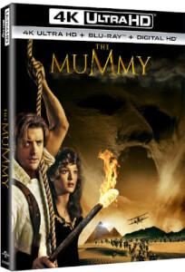 Mummy (1999) - 4K Ultra HD