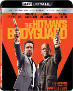 Hitman's Bodyguard - 4K Ultra HD