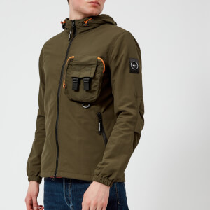 Marshall Artist Men's 60/40 Mountain Trek Jacket - Khaki