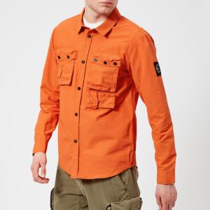 Marshall Artist Men's 60/40 Hiking Overshirt - Orange