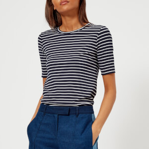 A.P.C. Women's Catskill T-Shirt - Dark Navy