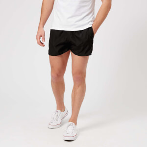 adidas Men's 3 Stripe VSL Swim Shorts - Black