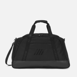 Medium Gym Holdall - Black