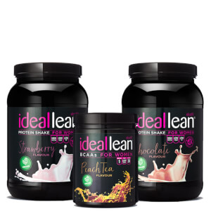 Pack IdealFit - Vegan Start