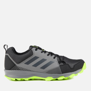 adidas Terrex Men's Tracerocker Hiking Shoes - Core Black/Carbon/Grey Four