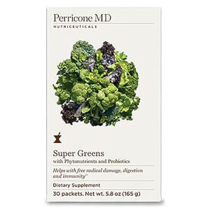 Perricone MD Super Greens Capsules kapsułki oczyszczające (30 kapsułek)