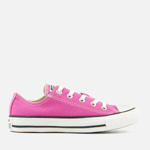Converse Women's Chuck Taylor All Star Ox Trainers - Hyper Magenta