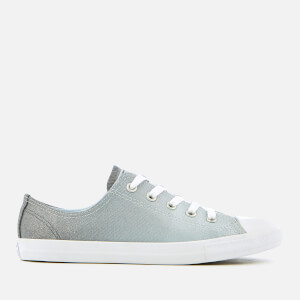 Converse Women's Chuck Taylor All Star Dainty Ox Trainers - Blue Tint/Light Carbon
